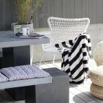 Zwart & Wit voor de tuin