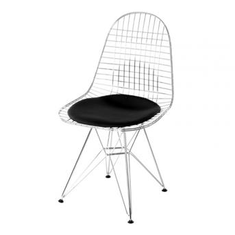 eames wired stoel