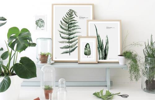 Interieur Inspiratie Groen in huis - Interieur Inspiratie