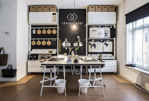 Ikea maakt van thuiswerken een feest met ideale werkplek interieur