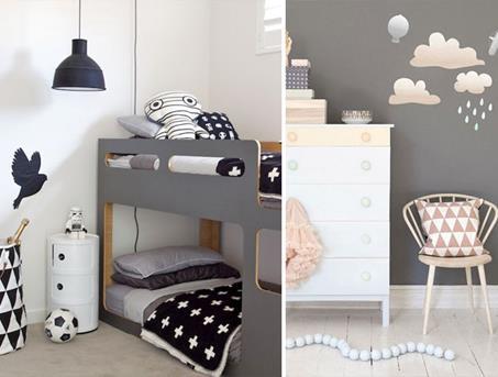 Interieur inspiratie design kinderkamer interieur inspiratie - Kamer wanddecoratie kind ...