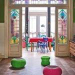 Kleur binnen in huis