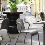 IKEA inspireert met design terrasmeubelen voor publiek gebruik