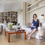Binnenkijken bij Margot Zanni in Milaan