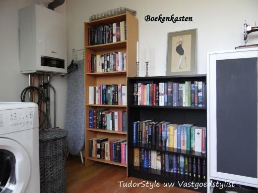 Boekenkasten nieuw