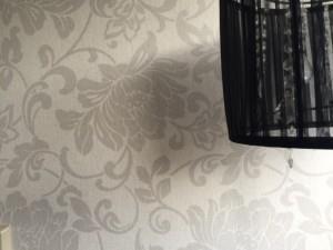 barok behang slaapkamer