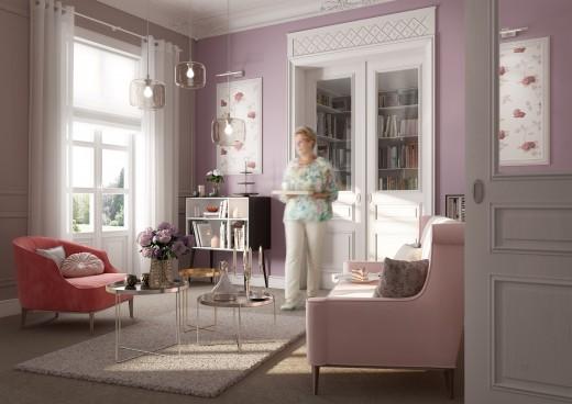 hornbach woontrend 2016 roze