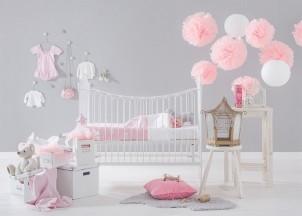 Ideeen Roze Kinderkamer : Kinderkamer ideeen baby en kinderwereld