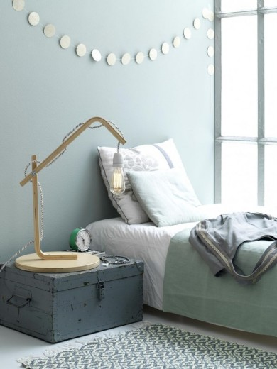 interieur inspiratie blauwe muur huiskamer  interieur inspiratie, Meubels Ideeën