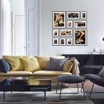Trendy en decoratief wanddecoratie