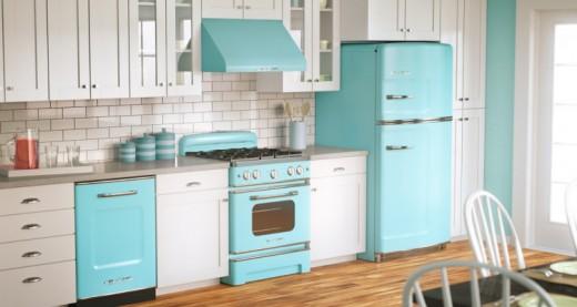 Retro Design Keuken : Interieur inspiratie retro design interieur inspiratie