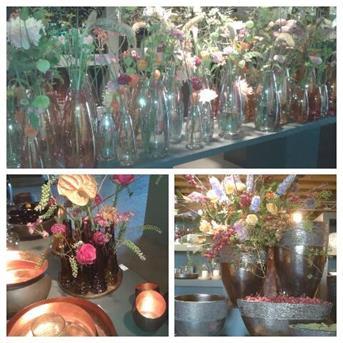 Interieur inspiratie bloempotten woontrends 2016 for Woontrends 2016