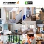 Radson inspireert eindgebruikers met consumentenwebsite