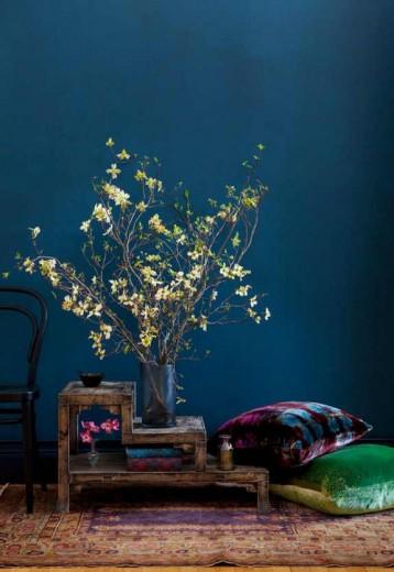 Interieur Inspiratie Woontrend 2016: Blauw - Interieur Inspiratie