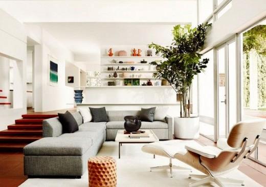Interieur Inspiratie Eames lounge chair - Interieur Inspiratie