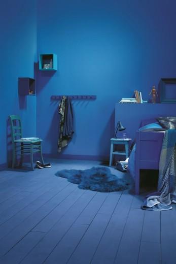 kleurbedenktijd blauw histor