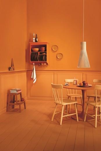 kleurbedenktijd oranje histor