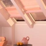 Design vouwgordijnen van Scholten & Baijings vangen het daglicht van zonsopgang tot zonsondergang