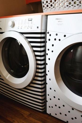 wasmachine pimpen