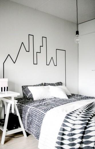 slaapkamer skyline