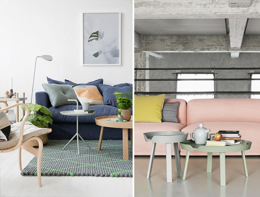 Mooie Design Bijzettafel.Mix Match Met Design Salon En Bijzettafels Interieur