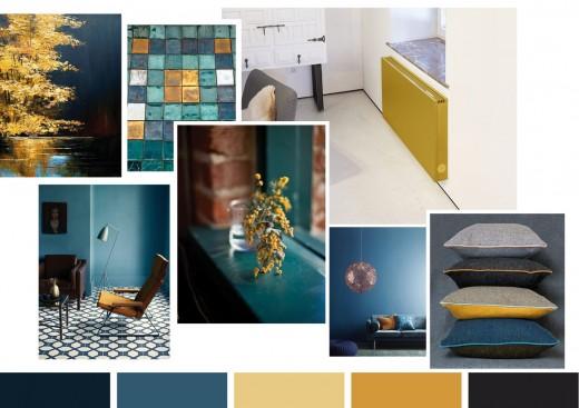interieur inspiratie haal de trendkleuren van 2016 in huis interieur inspiratie. Black Bedroom Furniture Sets. Home Design Ideas