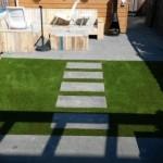 5 voordelen van kunstgras in de tuin