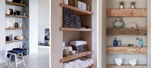 badkamer planken
