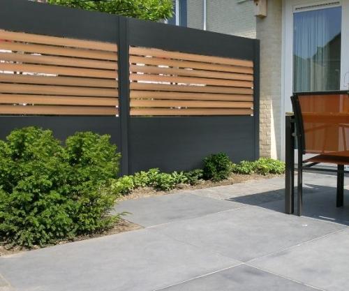 Interieur inspiratie 4 manieren om een moderne tuin te cre ren interieur inspiratie - Creeren van een tuin allee ...