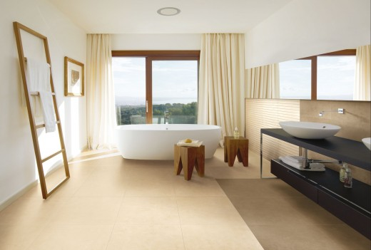 Betegelen Vloer Badkamer : Interieur inspiratie met tegels ruimte creëren in de badkamer