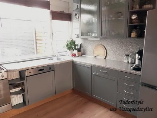 NA nieuwe keuken