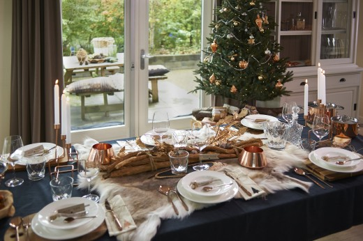 Stunning Kerst Inrichting Woonkamer Ideas - Trend Ideas 2018 ...
