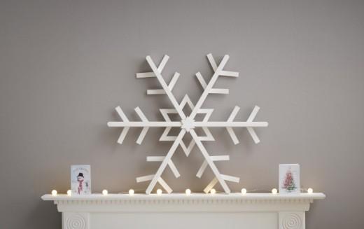 houten ster maken