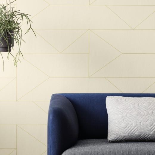 interieur inspiratie ferm living behang. Black Bedroom Furniture Sets. Home Design Ideas