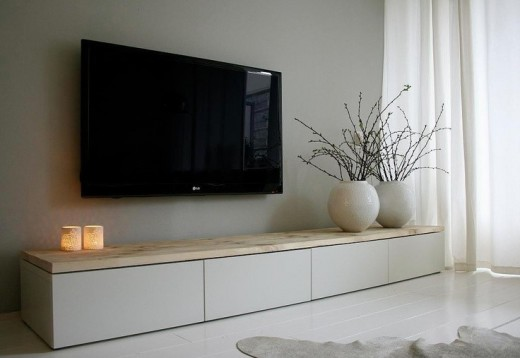 interieur inspiratie tv kijken of tv wegkijken. Black Bedroom Furniture Sets. Home Design Ideas