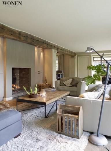 woonkamer landelijk