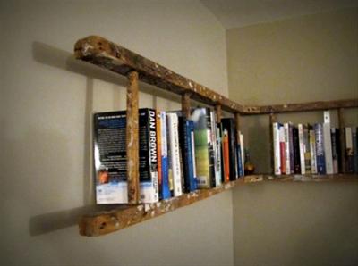 boeken ladder