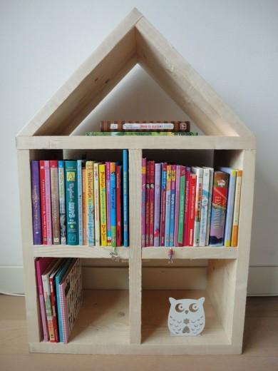 Boekenrek Muur Kinderkamer De Kinderkamer Verven Tips En Inspiratie