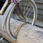 Je fiets stylish stallen in je eigen tuin!