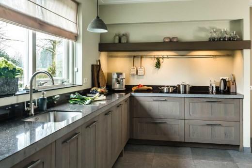 Inspiratie Ikea Keuken : Interieur inspiratie keuken van hout