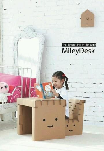 milley desk