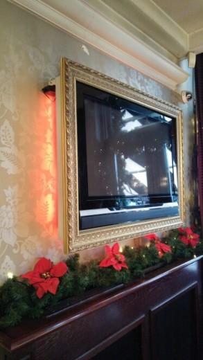 Interieur inspiratie hoe verberg ik mijn televisie - Hoe een rechthoekige woonkamer te voorzien ...