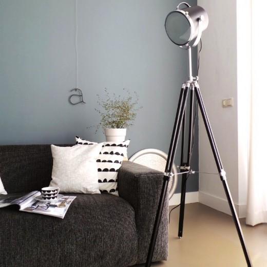 interieur inspiratie hoe kan ik een industriele lamp bineren