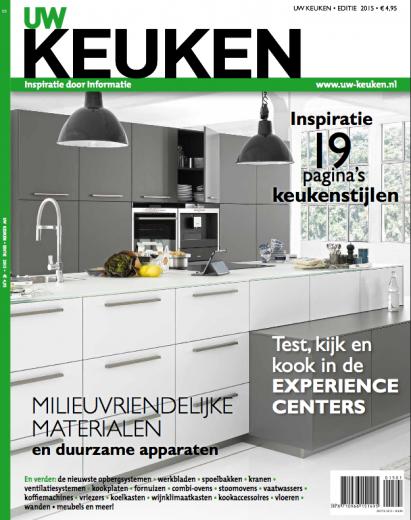 Cover UW-keuken 2015