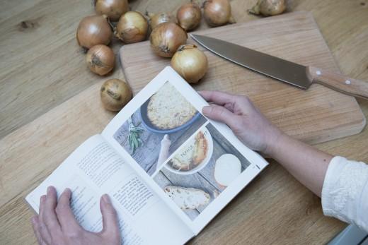 kookboek dille & kamille