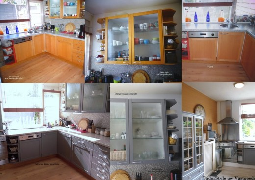 TudorStyle Kitchen Makeover