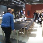 Stockholm Furniture Fair: de eettafel