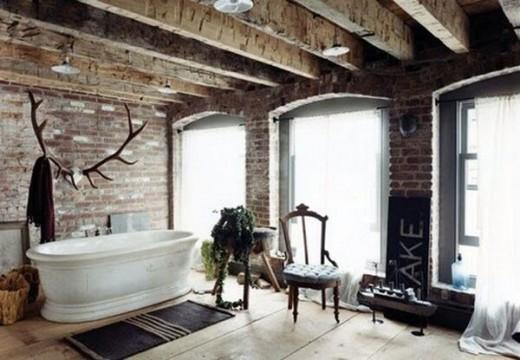 gewei badkamer