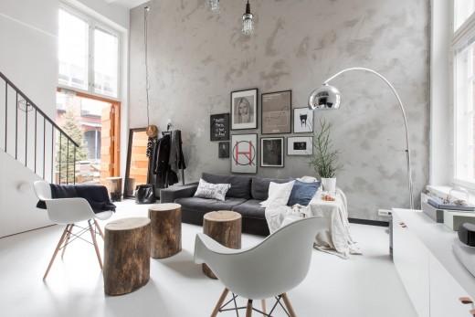 interieur inspiratie 6 handige tips voor een industrieel interieur interieur inspiratie. Black Bedroom Furniture Sets. Home Design Ideas