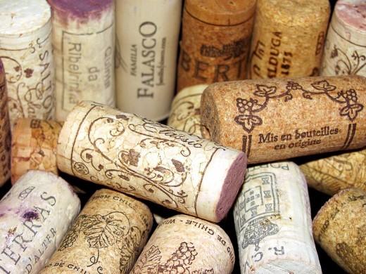 Wijnkurk: bewaren of weggooien?